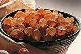 food arabic - Gum Arabic - Arabic Gum - Aacia Gum - 100% pure and food grade Natural Gum - Beautiful and Large Nuggets.- 1lb/16oz - Imported from Africa