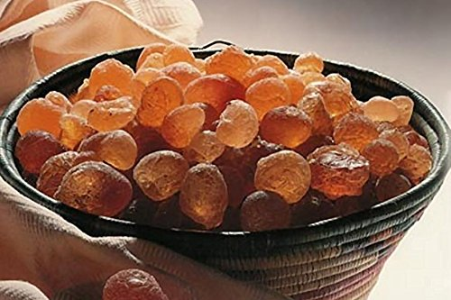 Gum Arabic - Arabic Gum - Aacia Gum - 100% pure and food grade Natural Gum - Beautiful and Large Nuggets.- 1lb/16oz - Imported from Africa