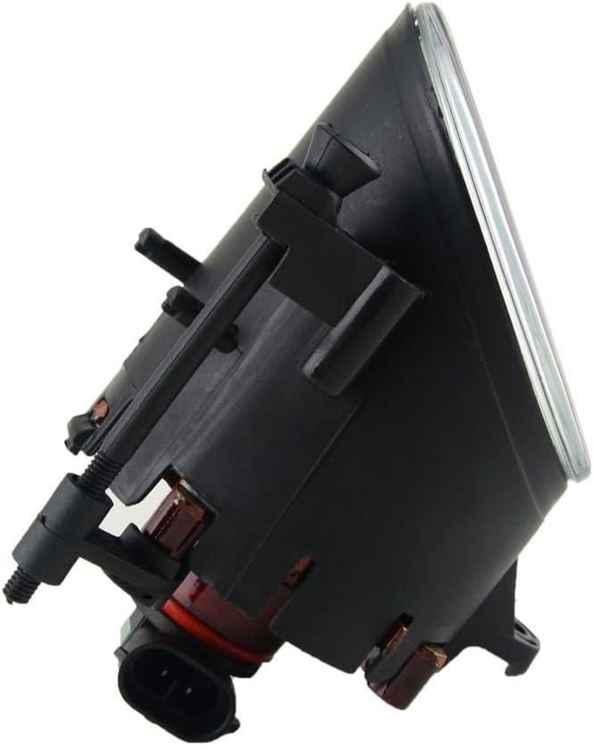 Nebelscheinwerfer Nebel Lampe Objektiv f/ür A4/B6 1/Paar