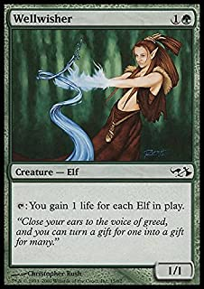 Magic Imperious Perfect Gebieterischer Perfekter MTG Elves Goblin Elfen Deck