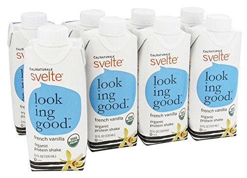 Calnaturale Svelte French Vanilla 8 – 11 FL OZ Bottles