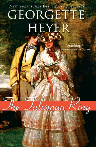 Romance Ring (The Talisman Ring (Regency Romances))