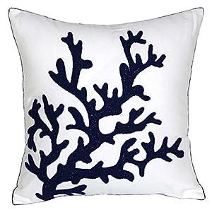 51fNnD1TiHL._SS300_ 100+ Nautical Pillows & Nautical Pillow Covers