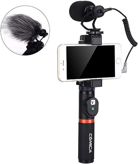 Kit video per smartphone COMICA CVM-VM10-K3 Impugnatura regista ...