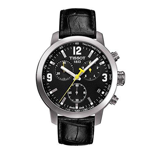 TISSOT-watch-PRC200-Chronograph-T0554171605700-Mens-regular-imported-goods