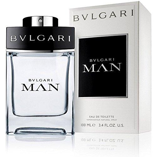 Bvlgari Man by Bvlgari Eau De Toilette Spray 3.4 oz for Men-