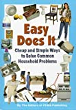 Easy Does It, The Editors of FC&A Publishing, 1932470158