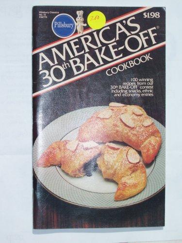 America's 30th Bake-off Cookbook (Crunch Honey Almond)