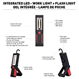 Globe Electric, Red LED Integrated 2-in-1 Work