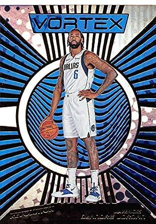 2018-19 Panini Revolution Vortex Basketball #14 DeAndre Jordan Dallas Mavericks Official NBA Trading