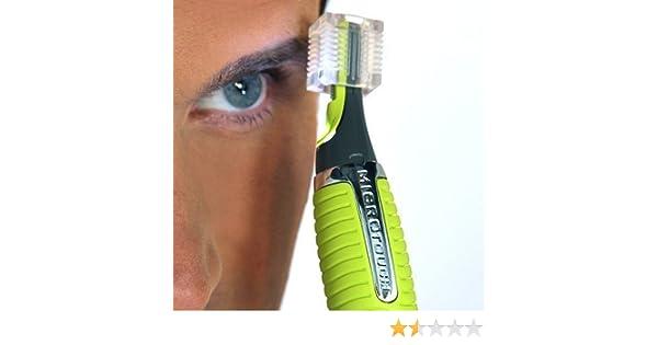 AS seen ON TV: trimmer Micro inalámbrico máquina de afeitar ...
