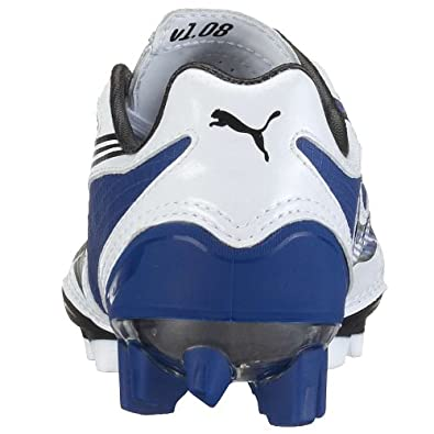 Puma v1,08 I FG Jr 101502 10, Unisex bambini sport scarpe