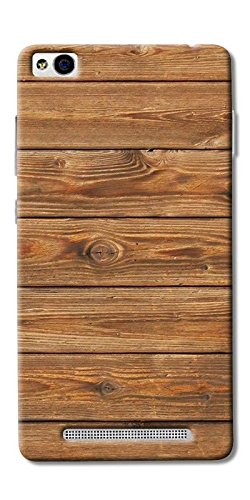 bc76ba867a1 Image Unavailable. Image not available for. Colour  Digiprints Hard PC  Brown Wooden Pattern Printed Designer Back Case Cover for Xiaomi Redmi 5A