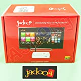 BRAND NEW JADOO TV 4 2015 (LATEST VERSION) INDIA, PAKISTAN, BANGLA WITH FREE AIR MOUSE WITH WARRANTY