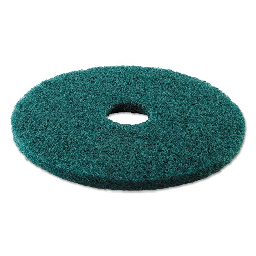 Floor Sanding Pads (Boardwalk PAD 4017 GRE BWK4017GRE Standard 17