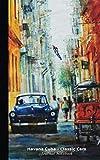 Journal Notebook - Havana Cuba - Classic