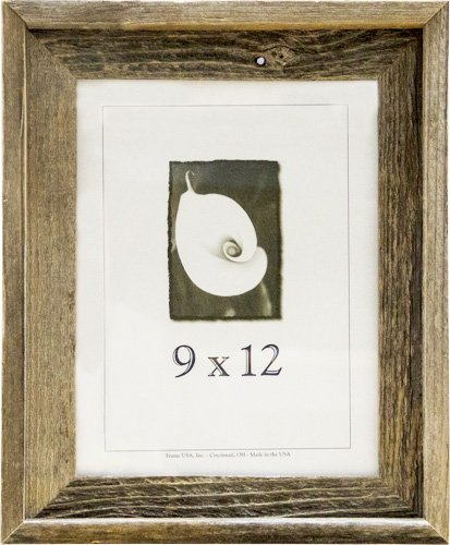 Amazon.com - 9x12 Picture Frames-Barnwood frames - Single Frames