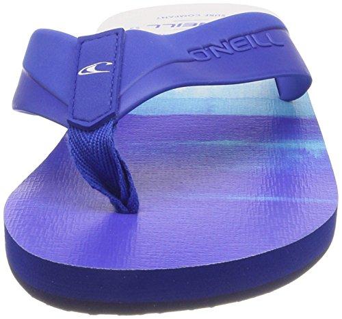 Pattern Zehentrenner Blau 5900 Blue Herren Aop Flops Imprint Flip FM O'Neill qtY6TRw