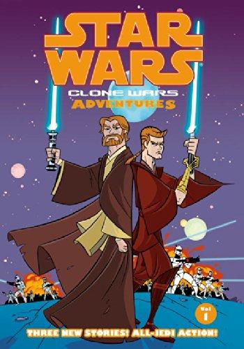 (Clone Wars Adventures, Vol. 1 (Star Wars))