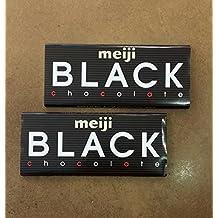 MEIJI Japanese Black Chocolate (2 Packs)