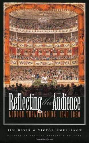 Download Reflecting the Audience: London Theatregoing, 1840-1880 (Studies Theatre Hist & Culture) pdf epub