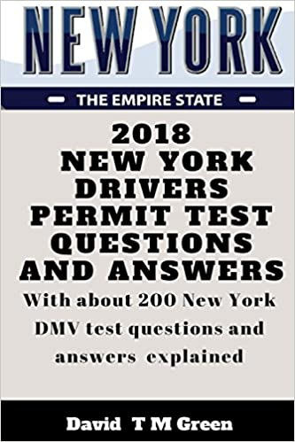 How Many Questions Are On The Permit Test >> 2018 New York Drivers Permit Test Questions And Answers With About