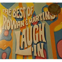 THE BEST OF ROWAN & MARTINS LAUGH-IN [15 Audio CD]