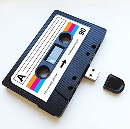 USB Mixtape, Retro, Quirky Gift, Música, Fresco, Lindo, Amor ...