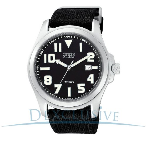 00e Single - Citizen Citizen 180 Eco-Drive Men's Watch BM6400-00E