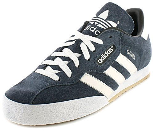 Suede 4 Blue Shoes adidas Sam Fitness Men's Blue Super UK ttOq40
