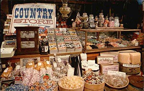 The Old Village Store West Barnstable, Massachusetts Original Vintage - West Stores Village