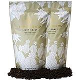 Light Roast (2 bags) - 100% Kona Coffee : FIRST PLACE WINNER 2018 Kona Coffee Cultural Festival's Crown Division • Single Estate