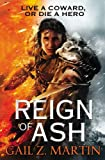 Reign of Ash, Gail Z. Martin, 0316093637