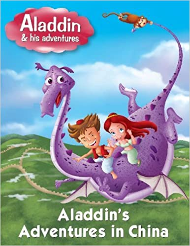 Book Aladdins Adventures in China (Aladdin His Adventures Series) by Pegasus (2014-01-01)