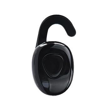 hunputa nuevo Fashion Ultra pequeño Mini Bluetooth 4.1 Auricular inalámbrico de auriculares deporte auriculares estéreo in