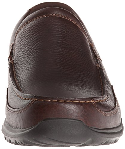 Slip On Men's Modern Moc Loafer Chocolate Adventure Rockport WpfgSw