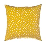 Sweet Potato Traffic Jam Pillow, Yellow Dot