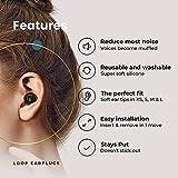 Loop Quiet Noise Reduction Earplugs – Super