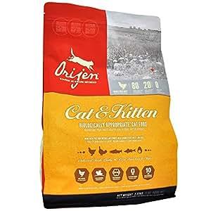 Orijen poultry and fish grain free dry cat for Orijen six fish dog food