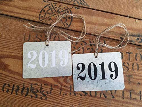 Amazon com: CELYCASY 2019 Graduation Decor Mason jar Tags