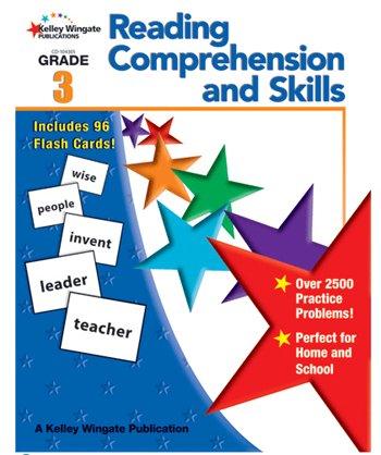 Carson-Dellosa Kelley Wingate Publications Reading Comprehension and Skills Books - G