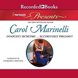 Innocent Secretary...Accidentally Pregnant Audiobook