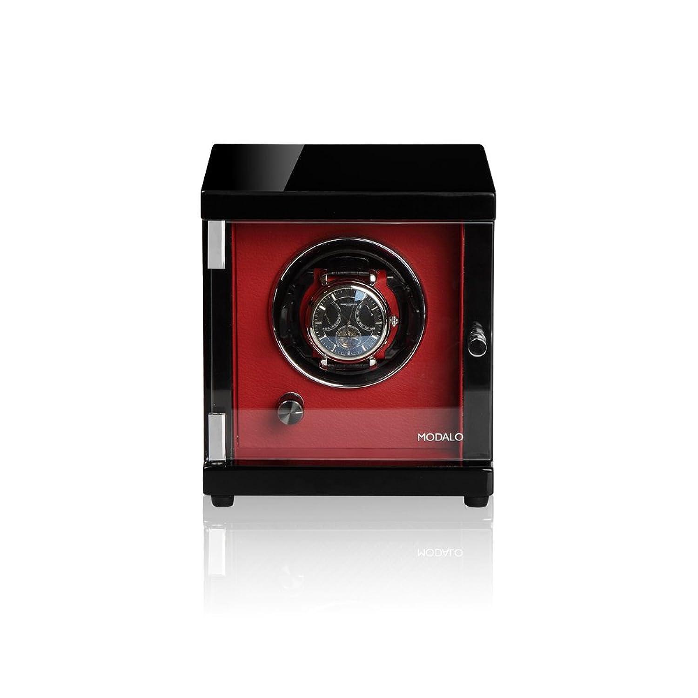MODALO Uhrenbeweger Ambiente fÜr 1 Uhr schwarz-rot