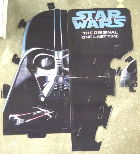 Star Wars Movie Theater Standee - The Trilogy - One Last Time from Star Wars