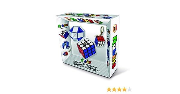 Rubik´s - Pack de cubos para familia (Goliath 72142006) , color ...