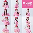 C-Girls 2016 / Let's go! Red!の商品画像