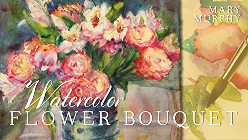 Watercolor Flower Bouquet (Framing Paintings Watercolor)