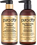 PURA D'OR Gold Label Anti-Hair Loss & Deep Moisturizing Regimen