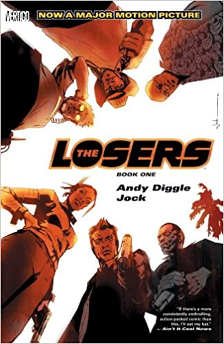 Amazon The Losers Book One 9781401227333 Andy Diggle Jock