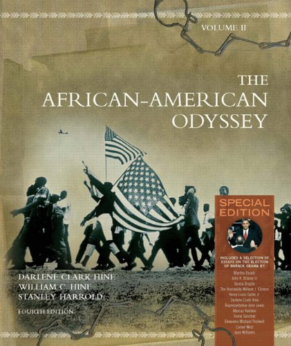 The African-American Odyssey: Special Edition, Volume 2 (4th Edition)
